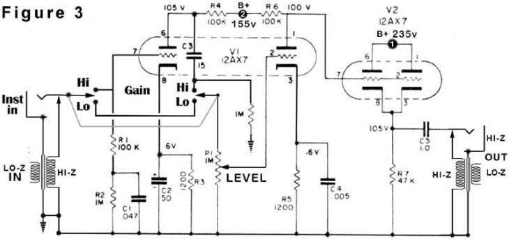 Pre-amplificadores de audio: Explicación Introductoria