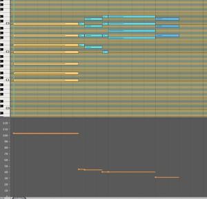 Interfaz MIDI en Protools