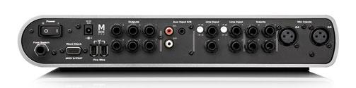 Interfaz de audio MBox Pro