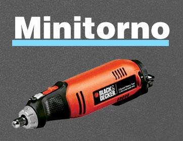 Minitorno: Una herramienta muy útil para el DIY