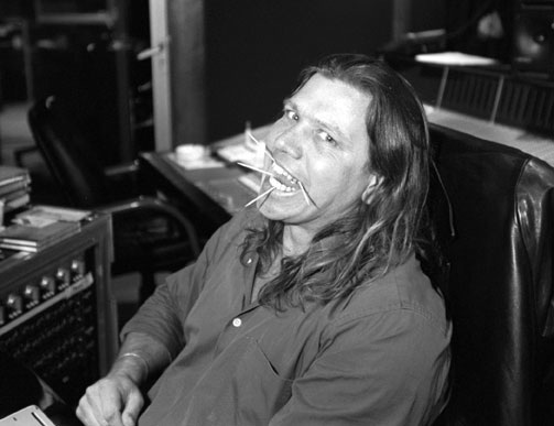 Kevin Shirley, de las cavernas a tus oídos