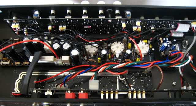 PCB Total: Técnica de construcción de amplificadores: Bugera