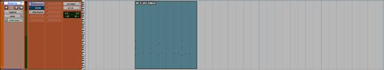 Copiar ritmos en pro tools