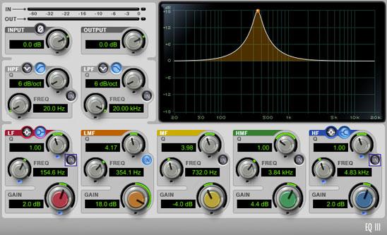 Barrido frecuencial muestra