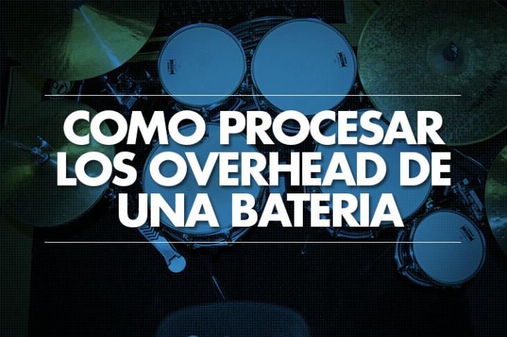Como procesar los overhead de una batería