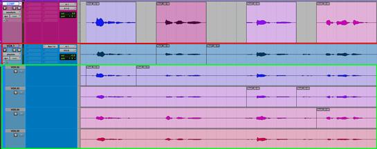 Compillación usando playlist 2