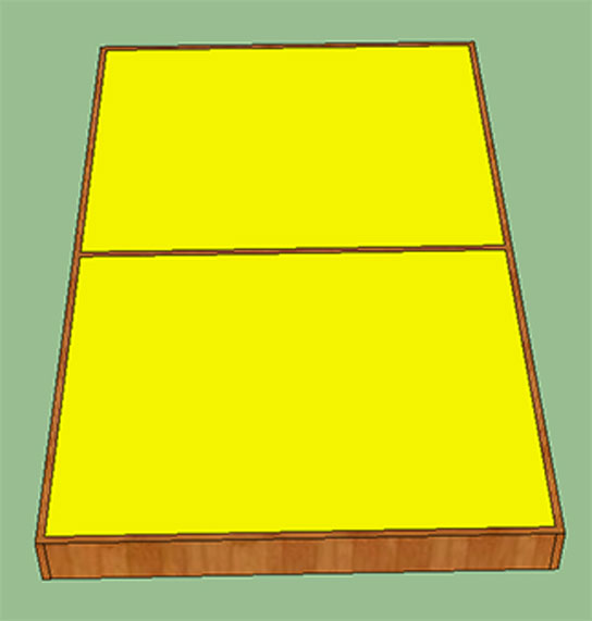 Panel absorbente acústico